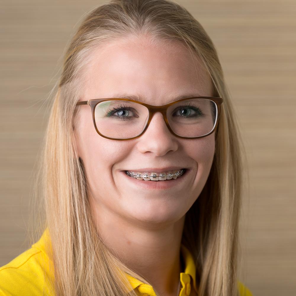 Laurine Meyer - Auszubildende MFA